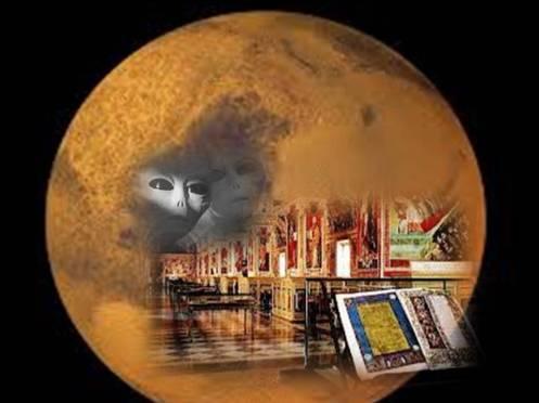 Mars Aliens Life in Space Vatican