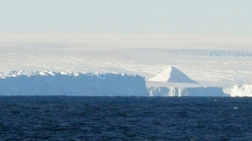 Antarctica tropical paradise