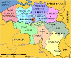 Bélgica_división_administrativa