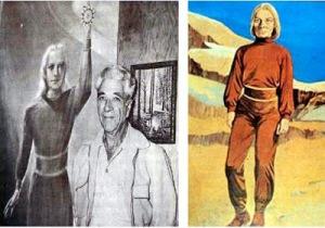 Adamski y los extraterrestres nórdicos