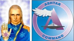 El comandante Asthar y su logotipo