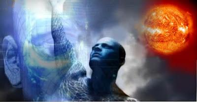 hombre cósmico virtual 0
